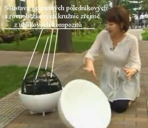 Japonská koule II