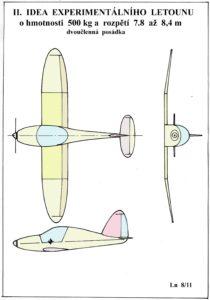 Idea 2 - experimentální stroj