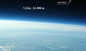 Výška 24 300 m