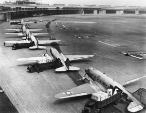C-47's at Tempelhof Airport Berlin 1948