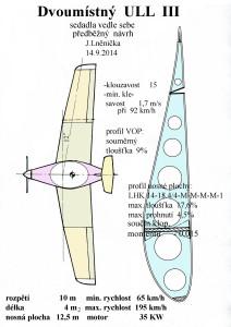 507  ULL samokřídlo - 10m