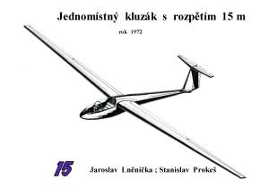 17  kluzák II - 15m