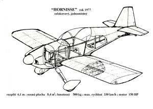 Hornisse 1977