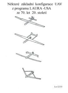Některé zákl. konfigurace UAV - USA