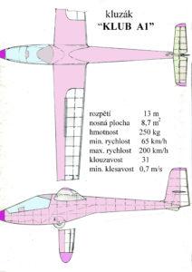 17 kluzák KLUB A1